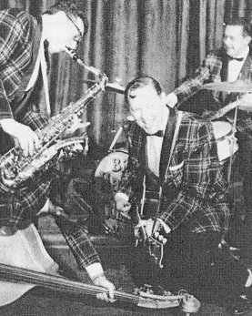 Rock'n'Roll Remembered wallpaper entitled Bill Haley And The Comets