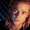 Brad Pitt photo containing a portrait titled Brad Pitt<3