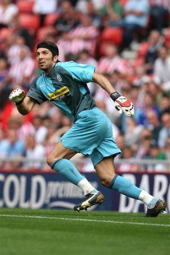 Buffon 2007/08
