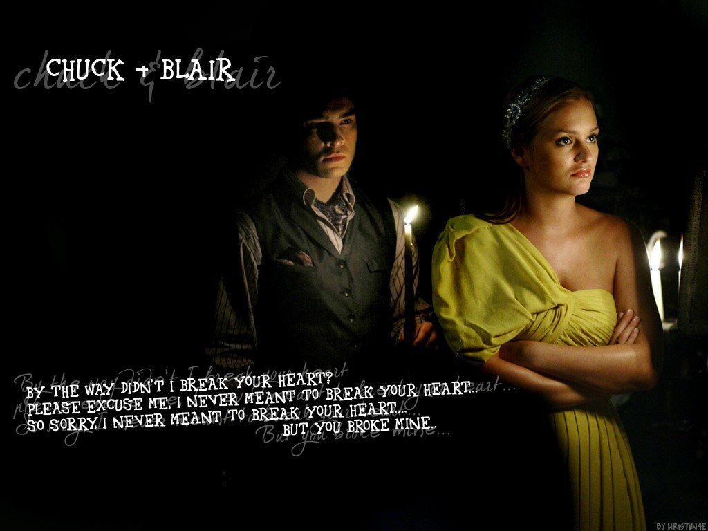 Blair Waldorf Chuck Chuck And Blair Quotes
