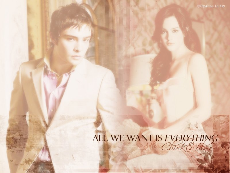 CHUCK & BLAIR LOVE 4EVER!