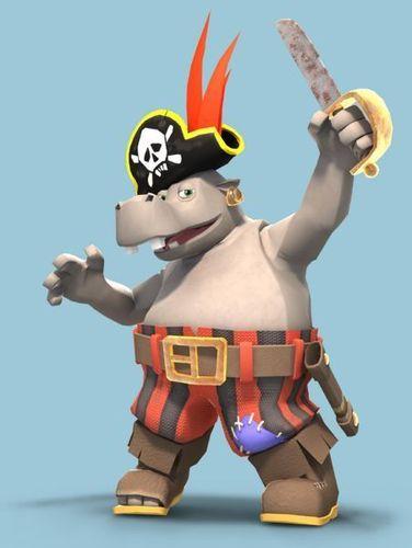 Captain Blubber