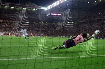 Champions League Final 2003 - Penalties