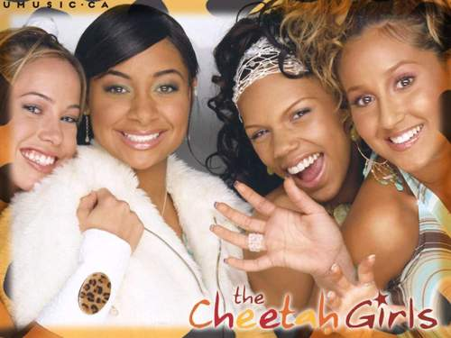 Cheetah-Licious Girlfriendz! - the-cheetah-girls Wallpaper
