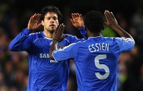 Chelsea FC wallpaper entitled Chelsea Team
