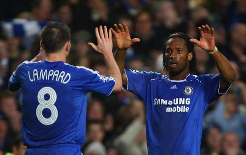 Chelsea FC kertas dinding entitled Chelsea Team vs. Livpool