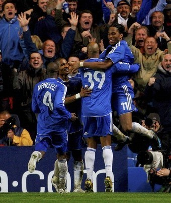 Chelsea Team vs. Livpool - chelsea-fc Photo