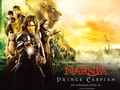 Chronicles of Narnia: Prince Caspian - harry-potter-vs-narnia wallpaper