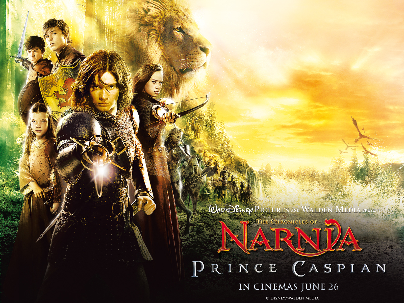 Harry Potter Vs Narnia Images Chronicles Of Narnia Prince Caspian