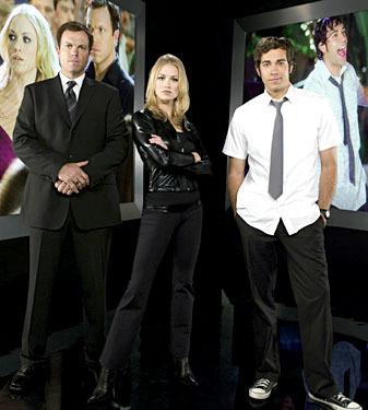 Chuck Season 2 Cast