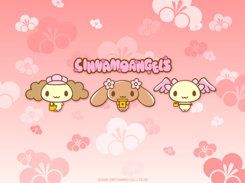 Cinnamoangels Wallpaper - cinnamoroll Wallpaper