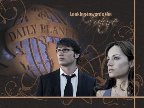 Clark/Lois[Smallville]