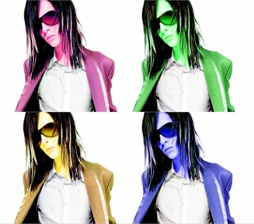 ColorFull Bill Kaulitz