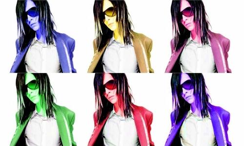 ColorFull Bill Kaulitz
