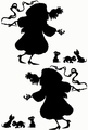 Cruella & Puppies - cruella-devil screencap