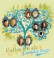 Cullen~Hale Family Tree