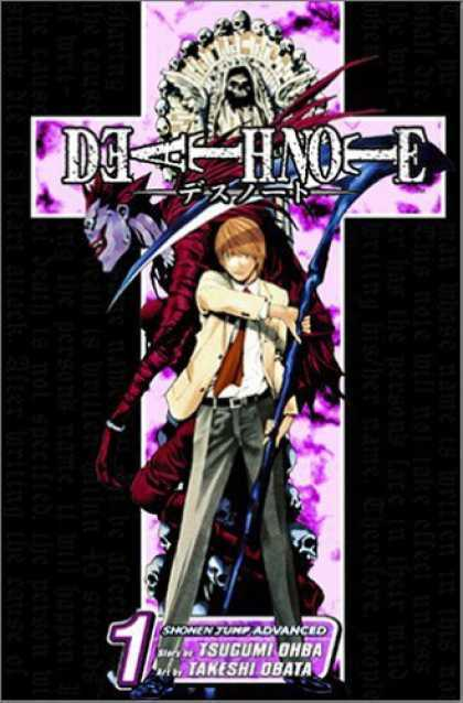 Death note Manga 1