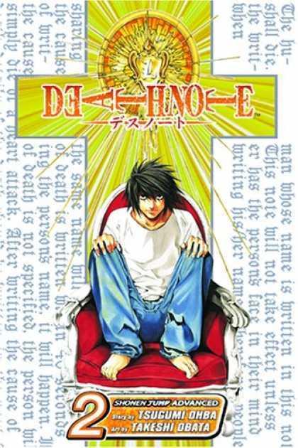Death note manga covers - Death Note Photo (2531391) - Fanpop