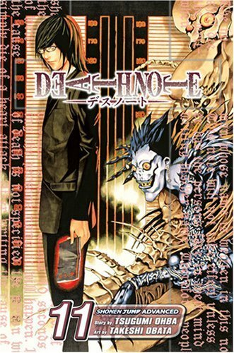Death note manga covers