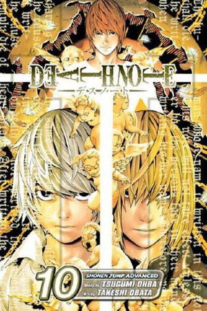 Death note manga covers - Death Note Photo (2531399) - Fanpop