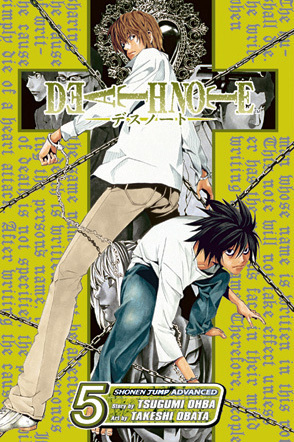 Death note manga covers - Death Note Photo (2531401) - Fanpop