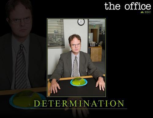 Determination - Dwight