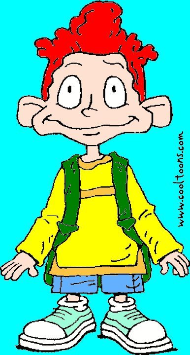 Rugrats All Grown Up Dil Pickles