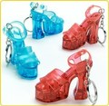 Disco Shoe Keychains