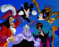 Disney Villains - ursula wallpaper