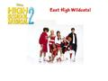 East High Wildcats