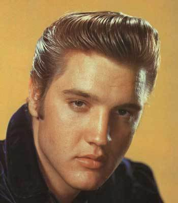 Rock'n'Roll Remembered wallpaper containing a portrait called Elvis Presley