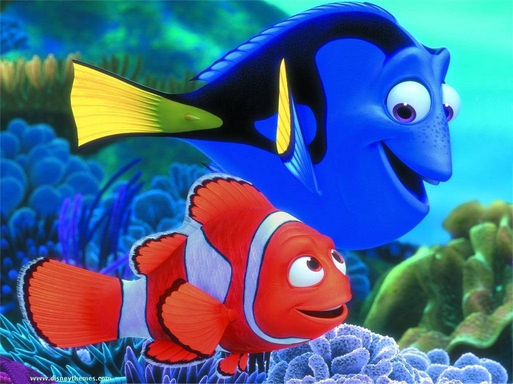 nemo with friend