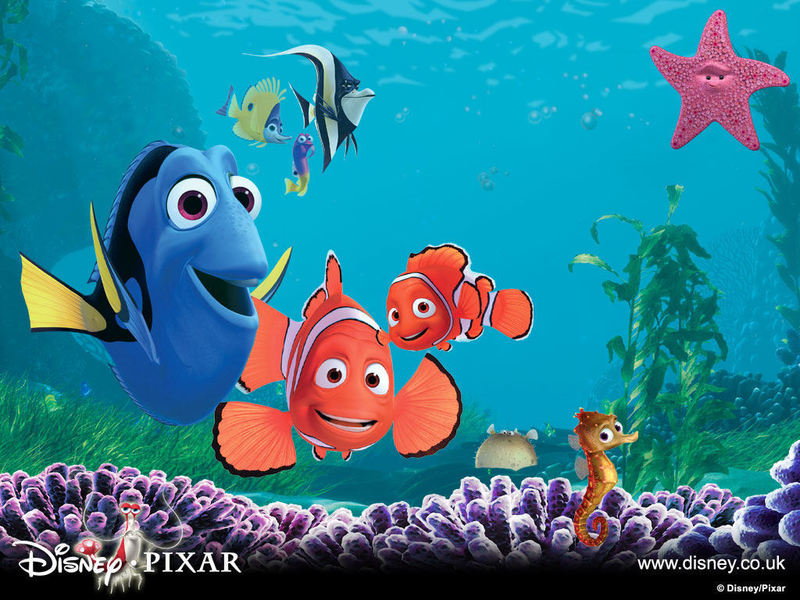 the temptation news finding nemo wallpaper