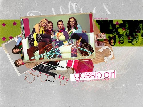 GOSSIP GIRL THE BEST OF ALL 4EVER!