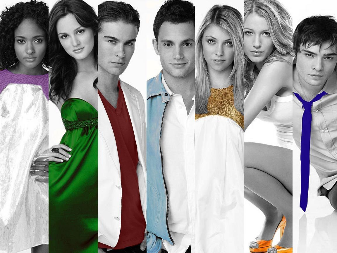 Gossip girl gossip girl the best of all 4ever