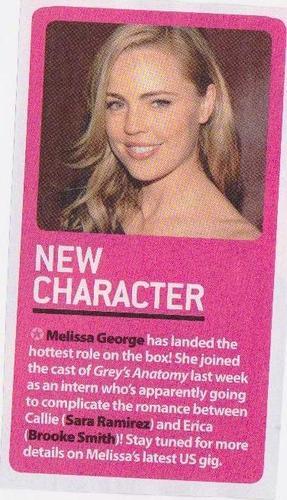 Grey's Anatomy articolo - TV Week