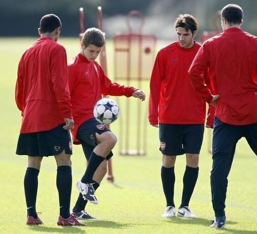 Gunners Training