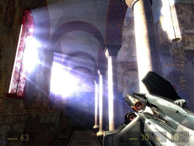 Half-Life 2: Mất tích Coast