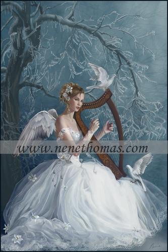 Harp Fairy