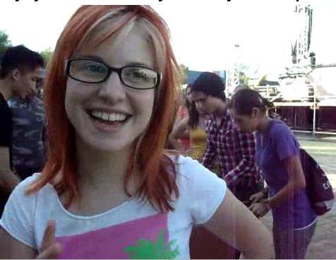 Paramore fond d'écran probably containing a portrait entitled Hayley Williams