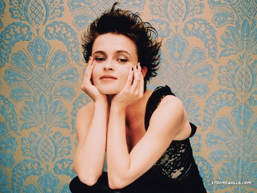 Helena Bonham Carter wallpaper probably containing skin called Helena