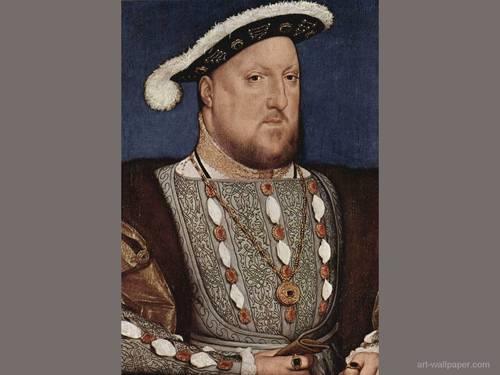 Henry VIII wallpaper