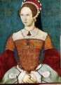 Henry VIII's Daughter Mary When She Was a Princess