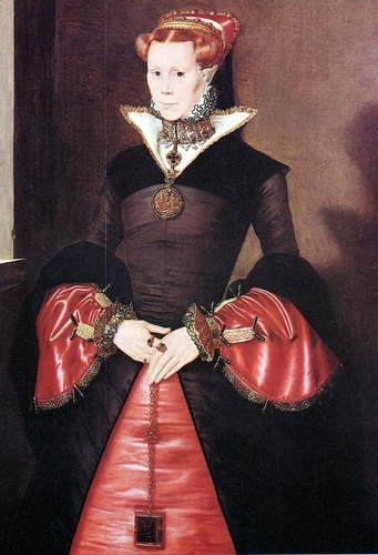 Henry VIII's Daughter When She Was queen