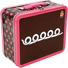 Hostess cupcake Lunch Box
