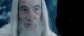 Ian McKellen as Gandalf in The Two Towers