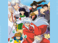 Inuyasha &amp; Friendz - inuyasha wallpaper