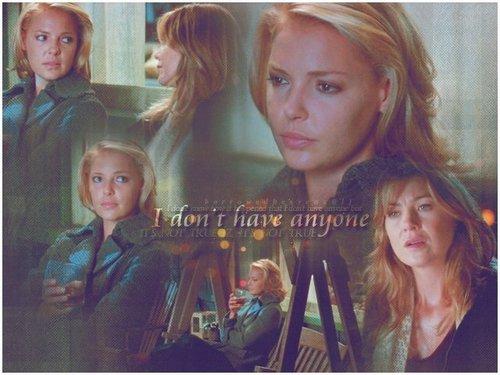 Izzie & Meredith