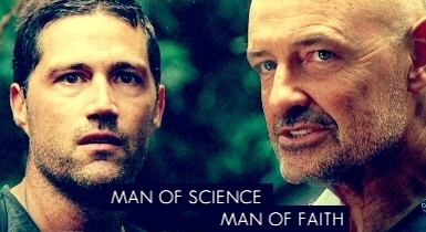 Jack and Locke