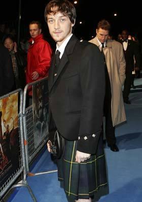 James McAvoy true Scot
